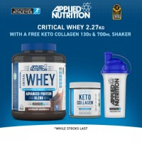 Applied Nutrition™ Critical Whey 2.27kg