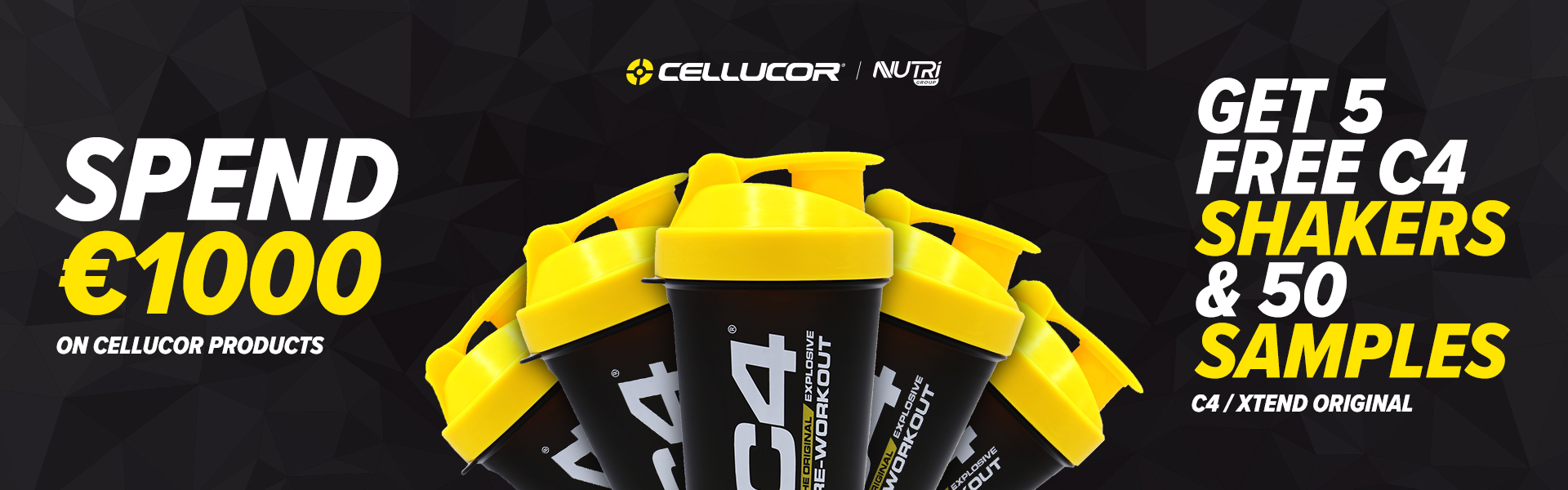 Cellucor All Products