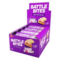 Battle Snacks® Battle Bites Protein Bars 12 x 62g