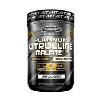 MuscleTech Platinum Citrulline Malate 140 serv Unflavored 492g