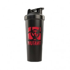 Mutant Deluxe Black Shaker Cup 1 L