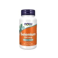 NOW Selenium 200mcg 90 Capsules