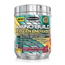 MuscleTech Amino Build Next Gen Energized 287g