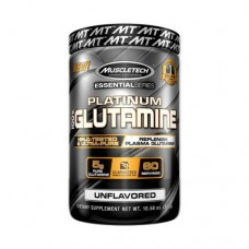 MuscleTech Platinum 100% Glutamine 302g