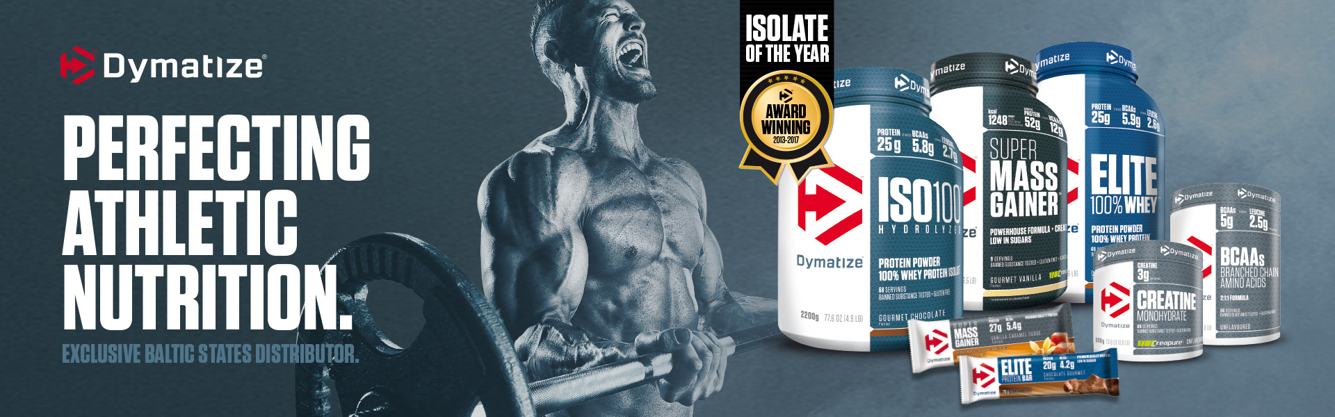 Dymatize All Products