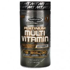 Muscletech Platinum Mutivitamin 90 Capsules