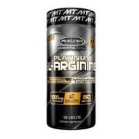 MuscleTech Platinum 100% L-Arginine 100 caps.