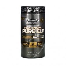 MuscleTech Platinum 100% Pure CLA 90 Capsules