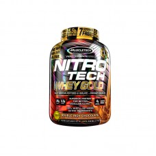 MuscleTech Nitro Tech 100% Whey Gold 2.5kg