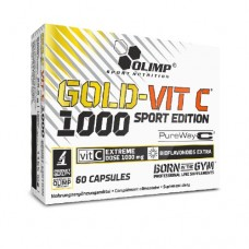 Olimp® Gold-Vit C 1000 Sport Edition 60 Capsules