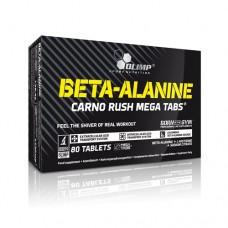Olimp® Beta-Alanine Carno Rush Mega Tabs 80 tab.