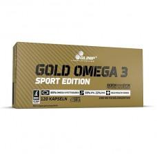 Olimp® Gold Omega 3 Sport Edition 120 caps.