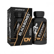 DY Nutrition Blackbombs 60 Capsules
