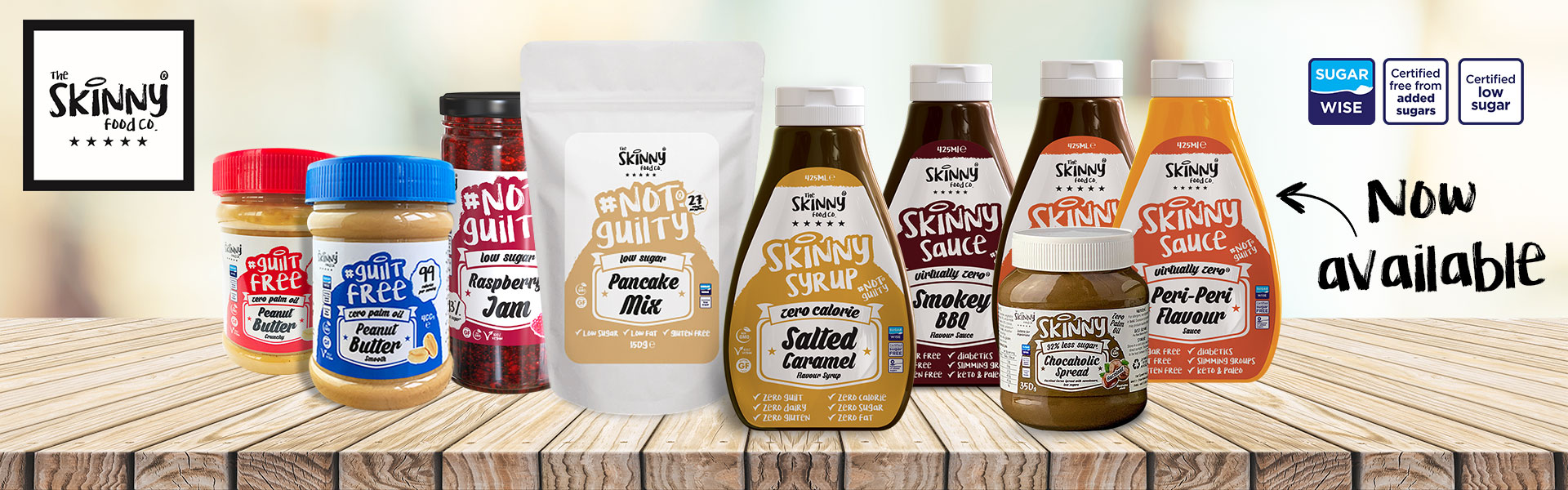 The Skinny Food All Products