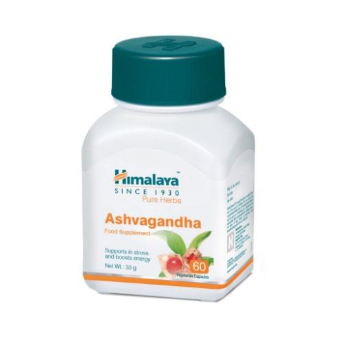 Himalaya Ashvagandha 60...