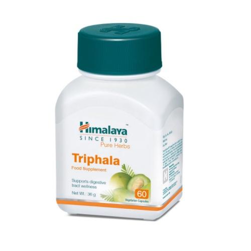 Himalaya Triphala 60 Kapsulių