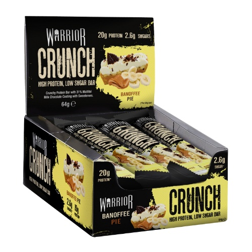 Warrior Crunch Batonėliai...